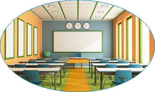 Товары для школы, ВУЗа и учебы. Делаем кабинеты под ключ
